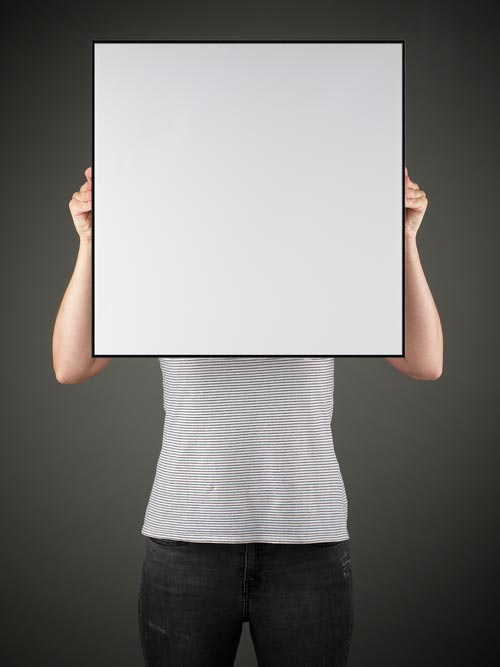 Large Square Box Frame