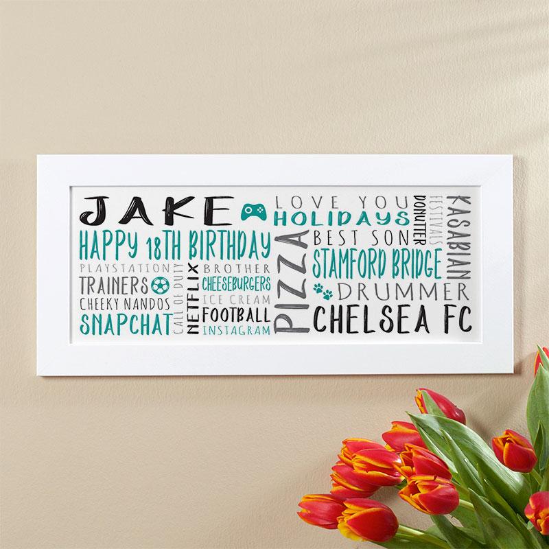 18th Birthday Gifts Present Ideas
