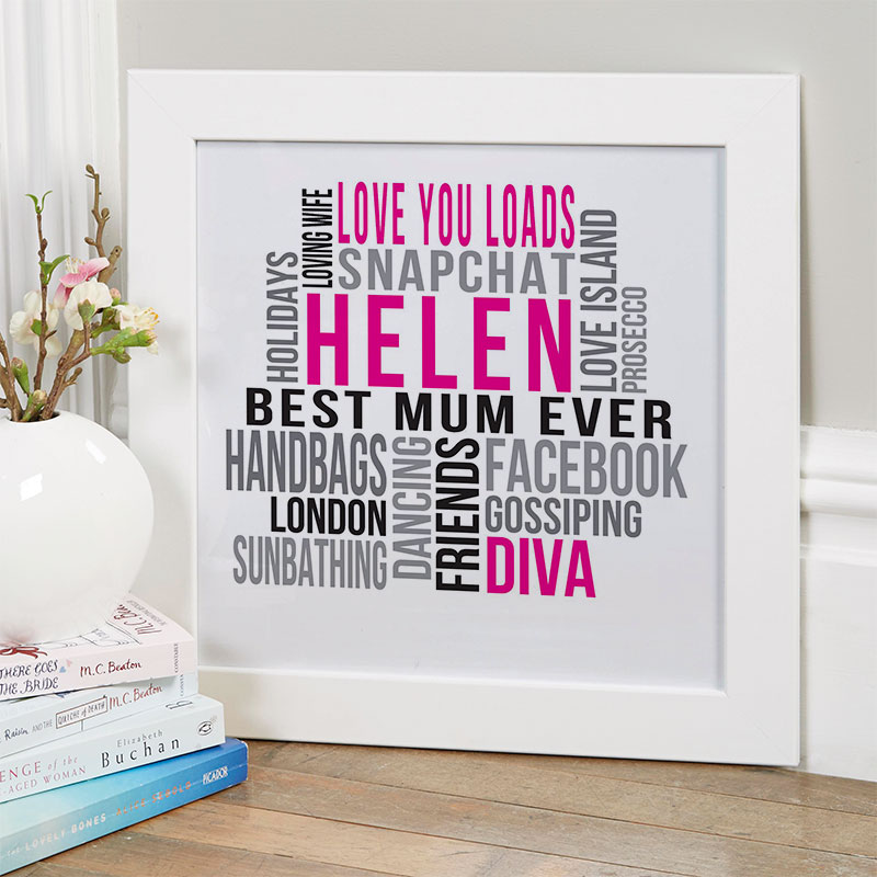 unusual christmas gift ideas personalized