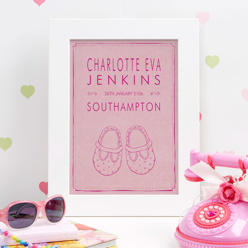 personalized name art prints canvases for children