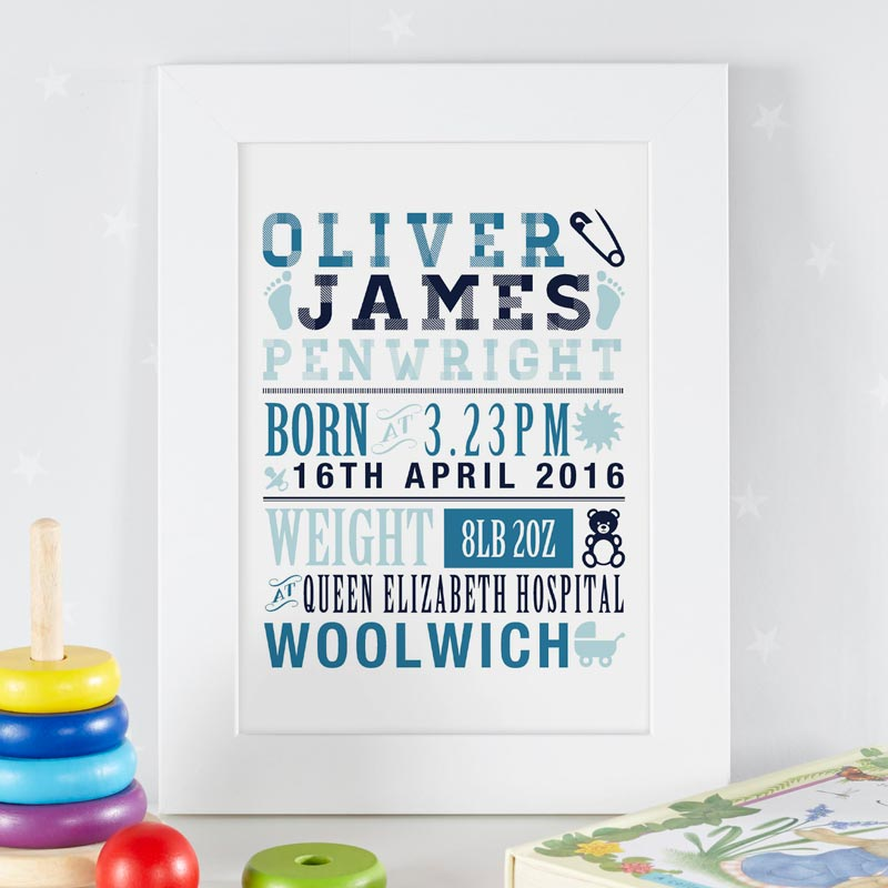Personalized Name art prints and canvases for children