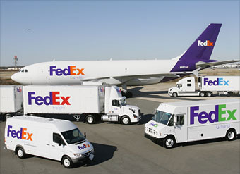 fedex despatch